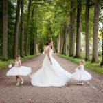Trouwfotograaf, kinderen op een bruiloft