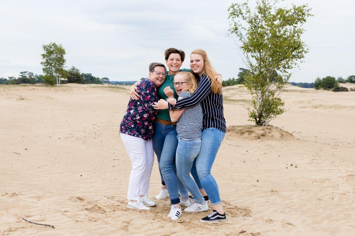 De gezinsfotograaf en familiefotograaf in Voorthuizen, Barneveld en omstreken