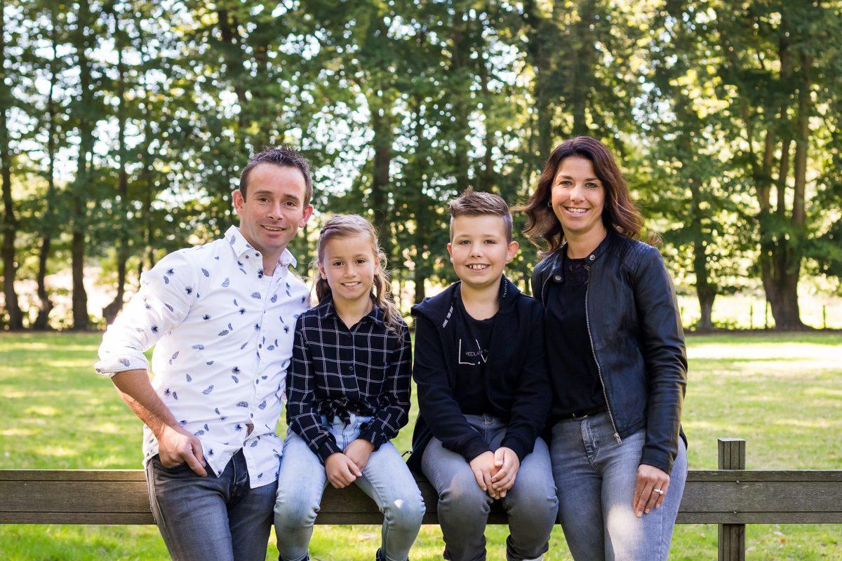 De gezinsfotograaf in Voorthuizen, Barneveld en omstreken